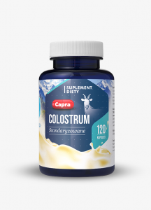 Colostrum Capra 120 kaps Hepatica