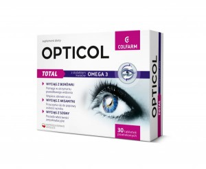 Opticol Total 30 tabletek Colfarm